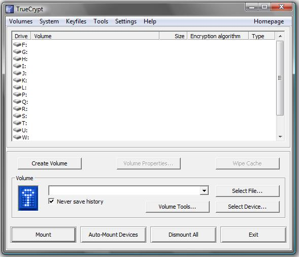 truecrypt patch francais